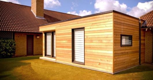 Maison Ossature Bois Kit : Pourquoi ne pas choisir l?ossature bois pour faire votre extension
