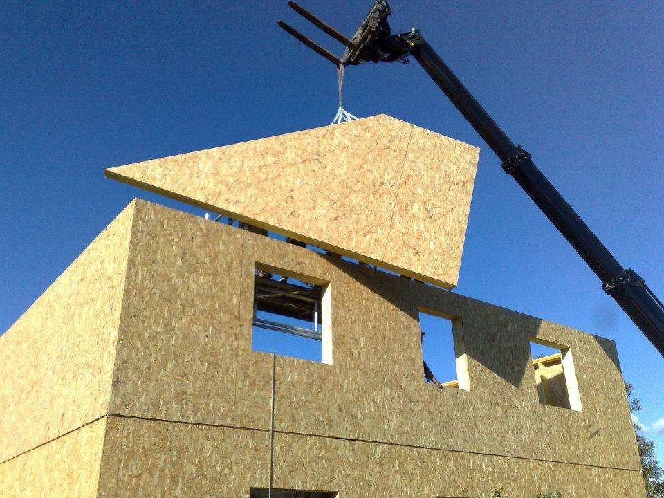 Maison En Bois En Kit : en su?de la maison en kit ou maison modulaire est n?e de la