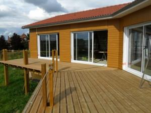 Autoconstruction maisons en ossature bois