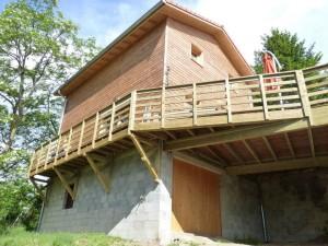 Maisons à ossature bois avenir