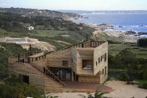 belle maison bois